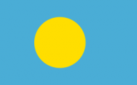 palau national flag