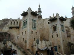 disney sea arabian zone 1