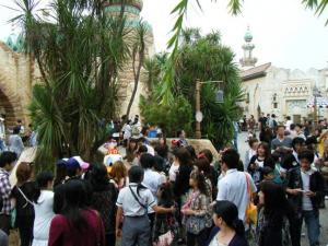 disney sea arabian zone 2