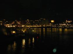 mira costa hotel night