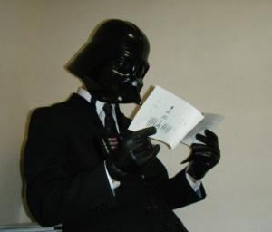 poem reading vader