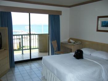 Coral Reaf Hotel room