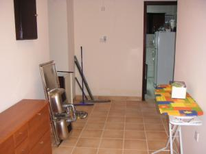 Doha Apartment room mess 1