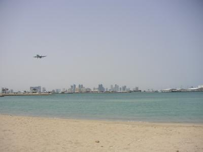 sharq village and spa doha bay sea view