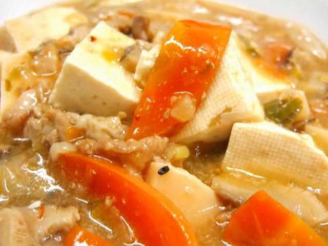 ヌーボーマーボー豆腐