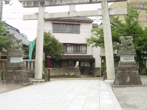狛犬さん(2009.08.10)