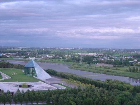 モエレ沼(2009.08.22)