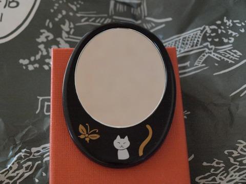 ねこ手鏡表(2009.08.29)