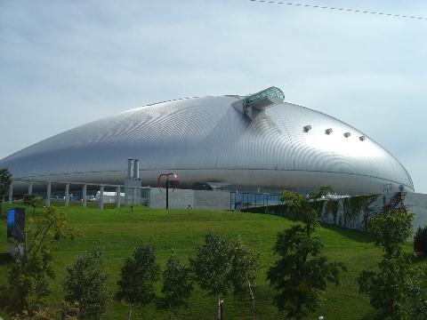 今日の札幌ドーム(2009.09.12)