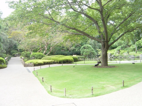 日本庭園(2009.09.23)