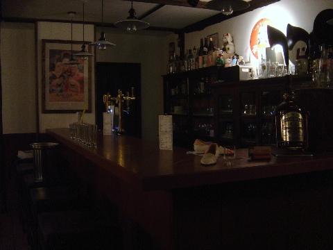 ビールバー01(2009.10.10)