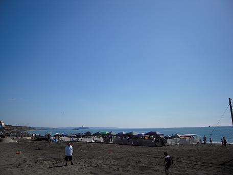 海おさ会場です♪♪♪