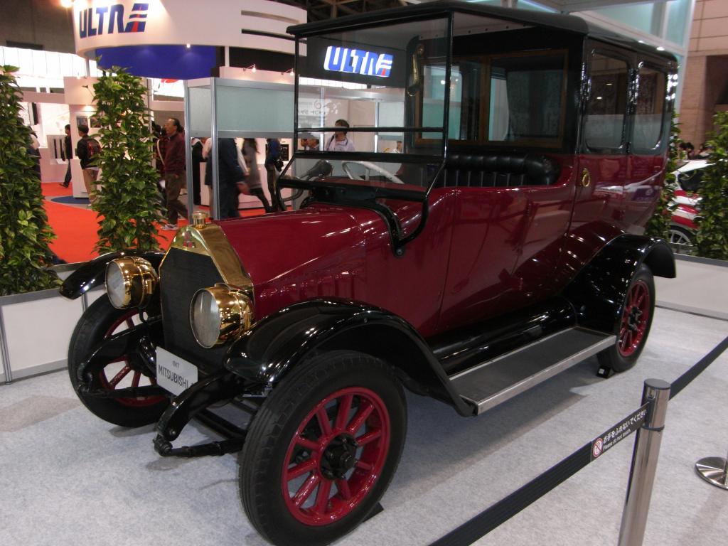 往年の名車(19世紀の車)