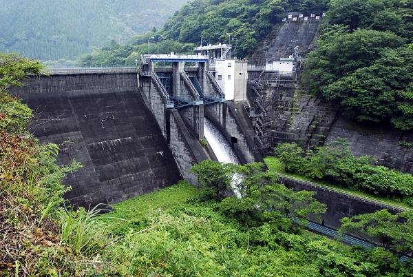 静岡県 笹間川ダム