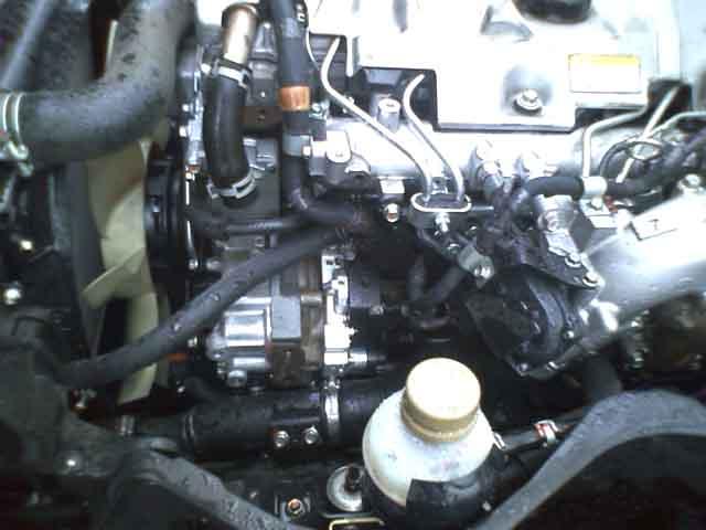 エンジン全体