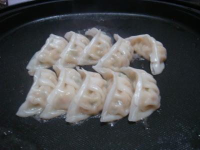 宇都宮餃子です・・・