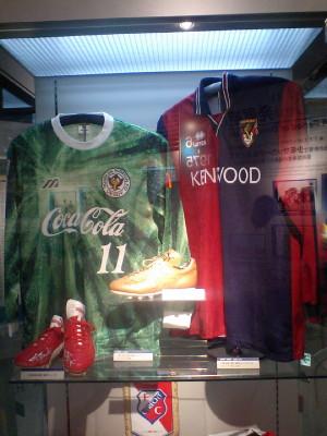 静岡サッカーミュージアム