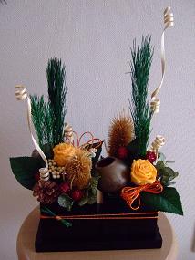 岩本さんの正月