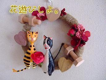 猫のリース
