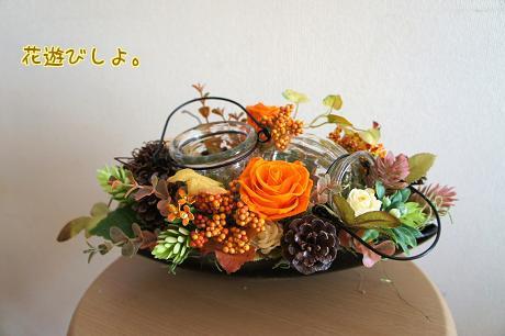 10月のアレンジ☆