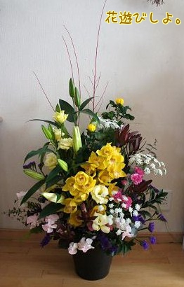 御供えのお花