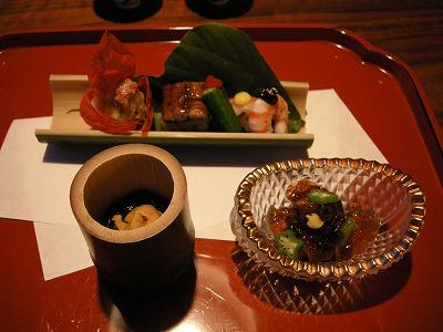 翠松園・お料理6