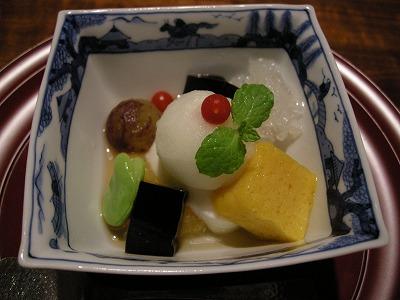 翠松園・お料理19