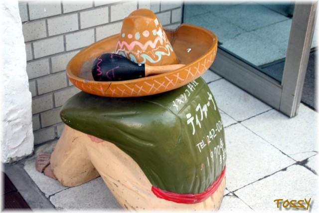 メキシコの帽子