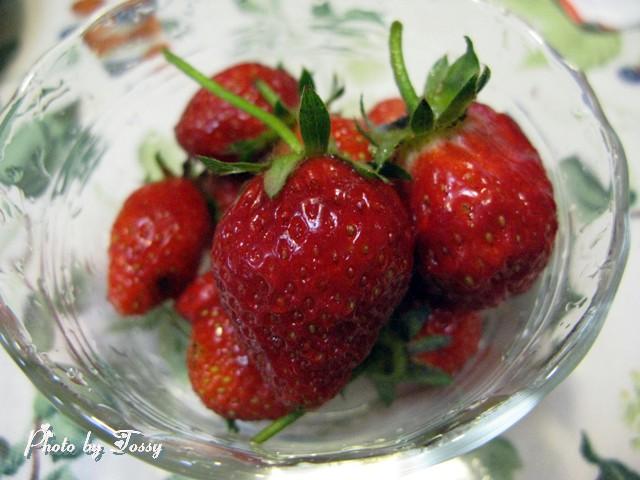 イチゴ 実