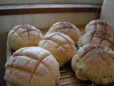 2009.10.22メロンパン