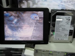 LCD-8000UDの大きさ