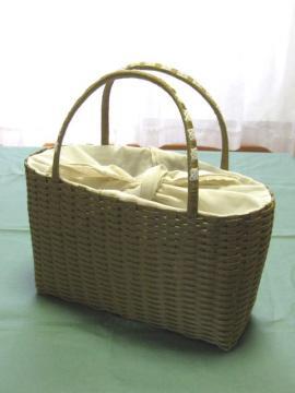 エコクラフト…口布付きシンプルバッグ