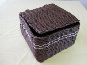 エコループ…ふた付きBOX