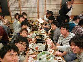 新入生歓迎会(2)