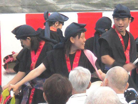 ロイヤルガーデン夏祭り1