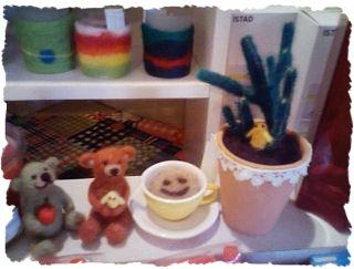 フエルト4(Sunny day)-blog