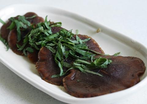 椎茸ステーキ