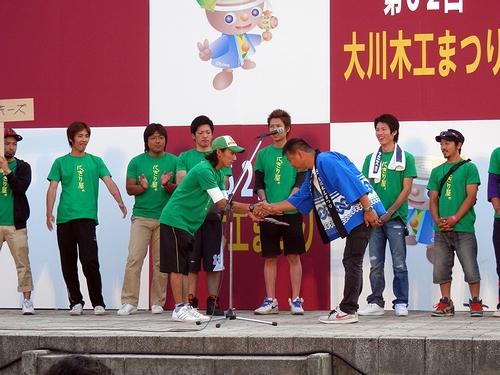 木工祭り201110