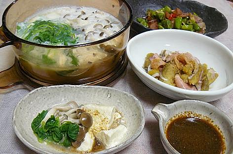 温泉豆腐最高♪