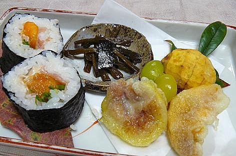 天ぷらや佃煮も♪