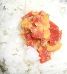 カリカリ梅と味噌2