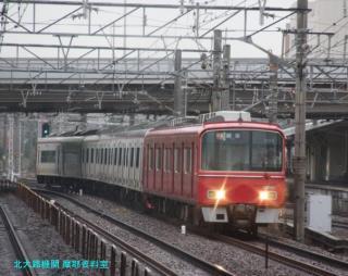 名鉄常滑線の電車 1