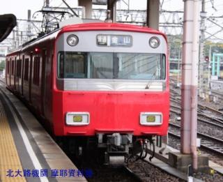 名鉄常滑線の電車 7