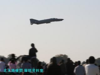岐阜基地航空祭の予習 混雑度合 2