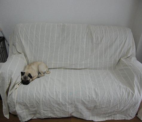 IKEAの布
