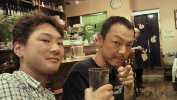 三宅さん×伊藤竜司さん