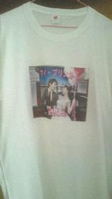 マイプリTシャツ