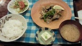 とある日の昼食