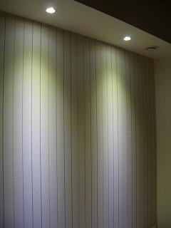 電気工事 リビング ダウンライト