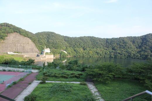 樽水ダム公園